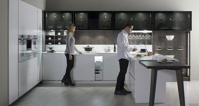 Cocinas modelo Andorra Mobles Gallent