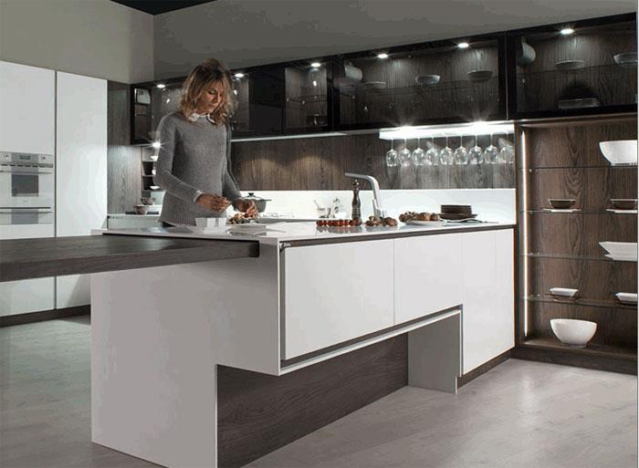 Muebles de cocina de dise o exclusivo mobles gallent - Muebles cocina tarragona ...