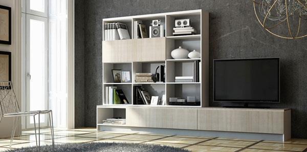 Mobiliario de salón en Tarragona - Mobles Gallent, muebles de cocina