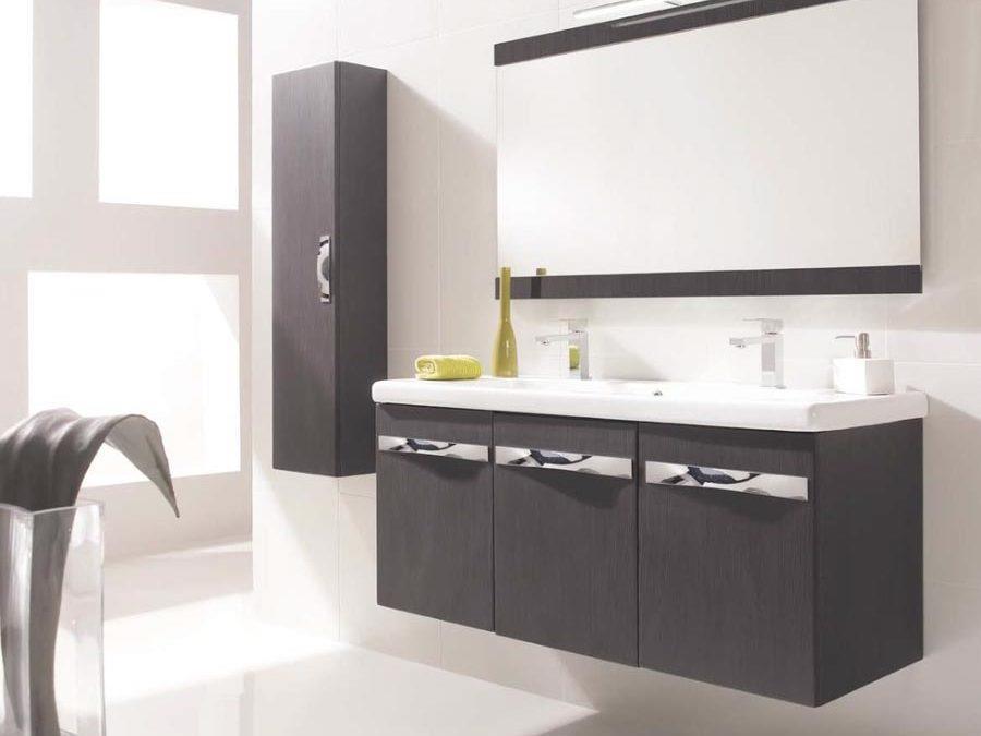 Muebles para baño en madera