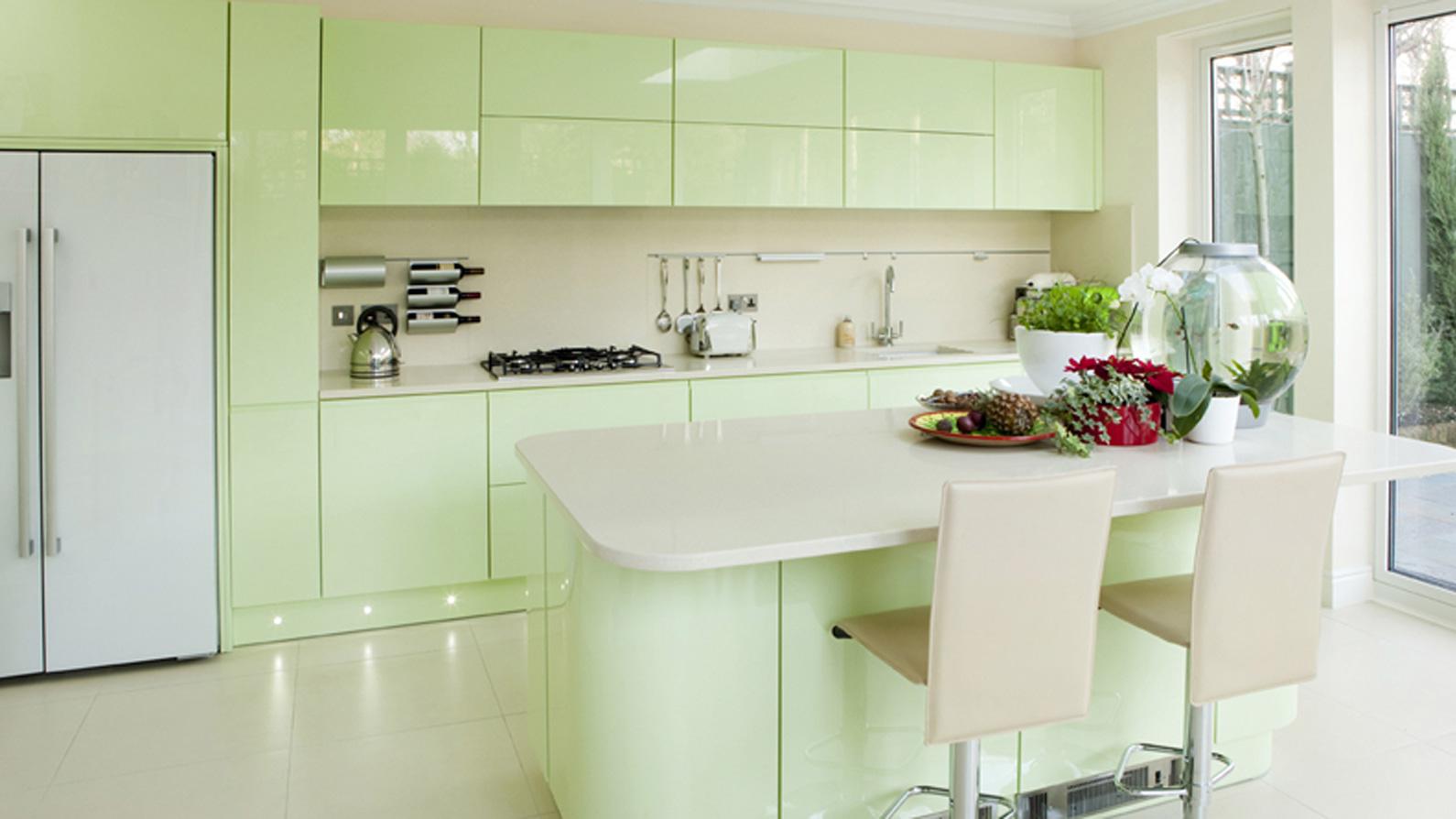 muebles de cocina pastel en tarragona